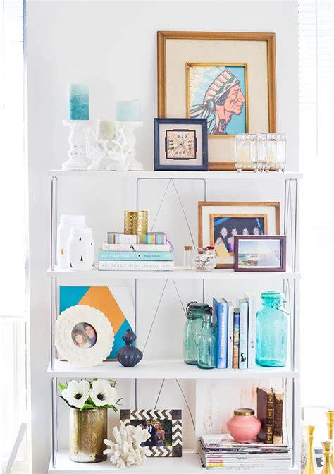 living room ideas bookshelf styling