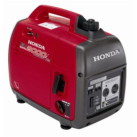 honda eu2000i companion generator 2000 surge watts 1600