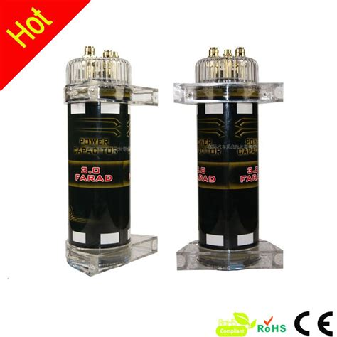 when to use a capacitor car audio new low price for sales promotion car audio capacitor 16v3f ultra capacitor new product