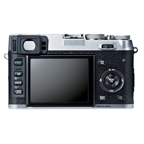 Fujifilm Finepix X100s fujifilm finepix x100s silver digital compact