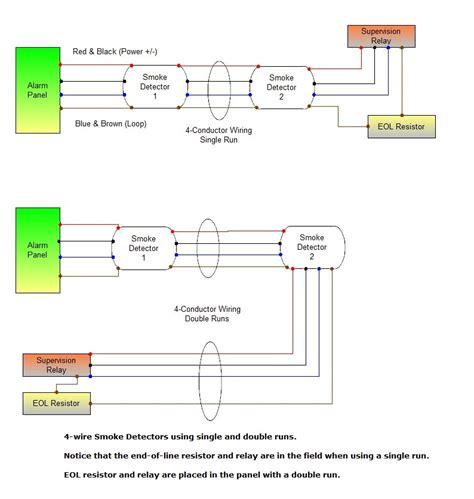 resistor detector circuit eol resistor wiring diagram eol resistor loop mifinder co