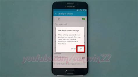 mock locations android android lollipop how to enable or disable on allow mock location on samsung galaxy s6