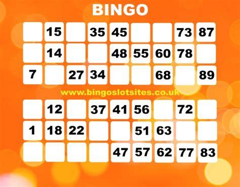 Free Bingo No Deposit No Card Details Win Real Money - bingo sites with no deposit required