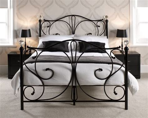 Florence Metal Bed Frame Metal Beds Lpd Florence Metal Bed Frame Click 4 Beds