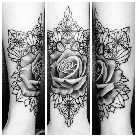 35 best rose mandala images on pinterest tattoo ideas