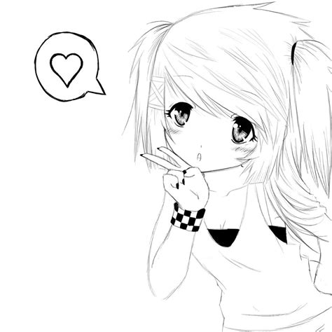 Anime Coloring Pages Free Coloring Pages For Kids 7 Anime Coloring