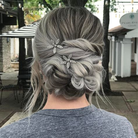 Prom Updos Hairstyles For Hair by 10 New Prom Updo Hair Styles For 2018 Gorgeously