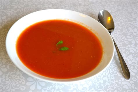 roasted pepper tomato soup the pancake