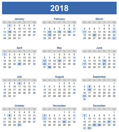 Calendar 2018 By Week Number Free Printable Calendar 2018 2018 Calendar Sri Lanka