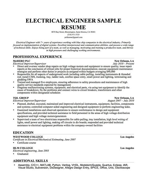sample resume for biomedical engineer military bralicious co