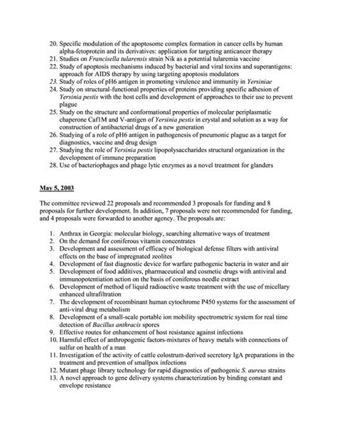 Research Cooperation Letter letter report review of research proposals for