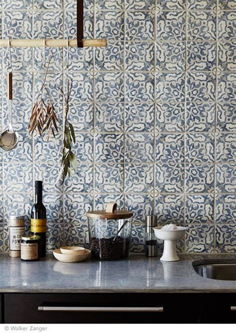 moroccan tile kitchen design ideas let s discuss patterned cement tile elements of style blog