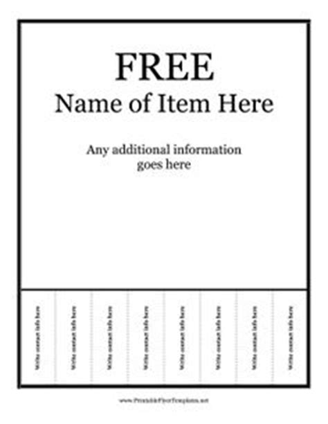 1000 images about tear tab flyer ideas on pinterest