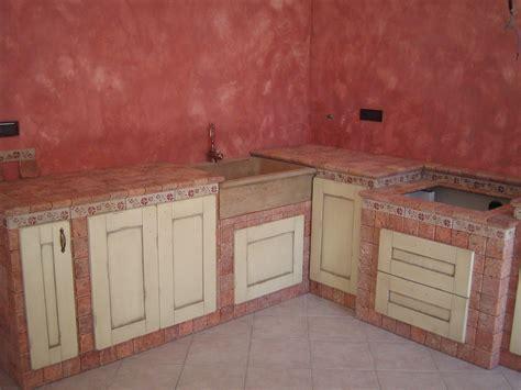 Esempi Di Cucine In Muratura by Cucina In Muratura Cucine In Finta Muratura With Cucina