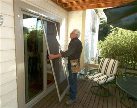 Sliding Screen Patio Door Replacement by Replacement Sliding Patio Screen Door Home Improvement