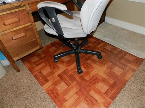 office chair mat hard wood floor protector pvc vinyl free computer chair mats for carpets amazon com floortex pvc