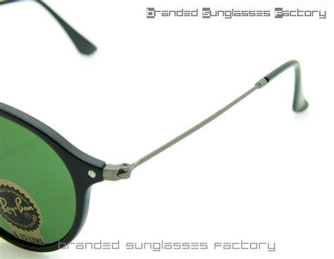 Kacamata Frame Rayban R622 Cat Eye Model ban rb2447 fleck 49mm sunglasses matte black frame green lens by www