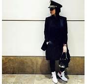 Amber Roses Son Sebastian Sports Pilot Hat Before She