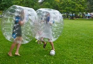 Bubble football order advanced 24 balls