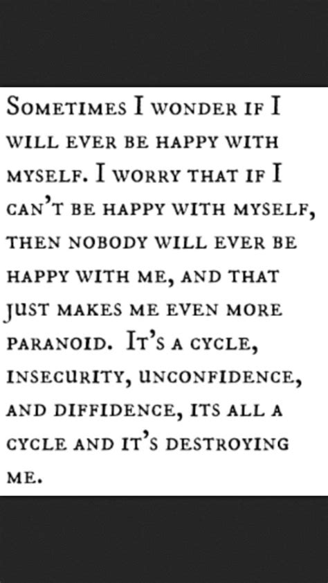 I Think Im In With Myself by Happy Quotes For Depressed Quotesgram