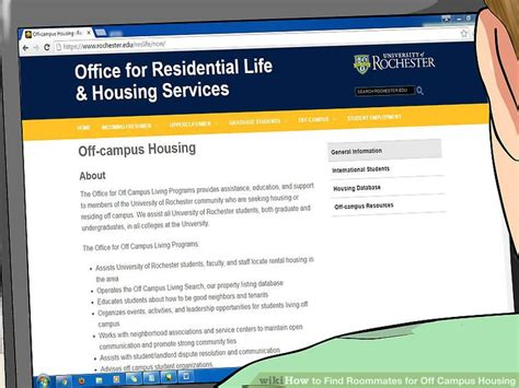 Roommate Background Check How To Find Roommates For Cus Housing 7 Steps