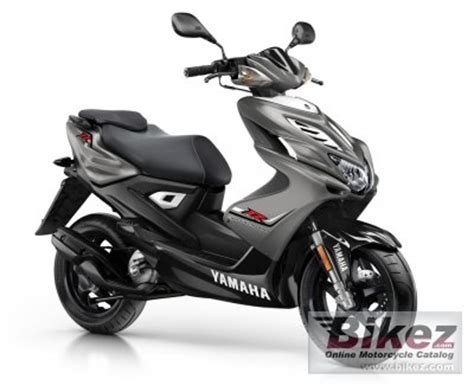 2017 Yamaha Aerox R specifications and pictures
