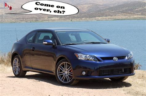 scion canada scion officially opens its doors for business in canada
