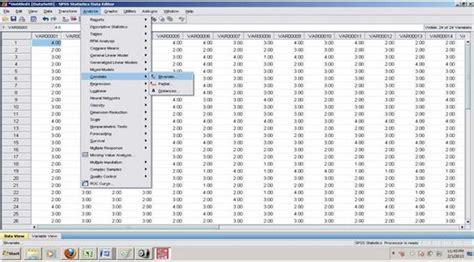 tutorial uji validitas instrumen uji validitas dan reliabilitas