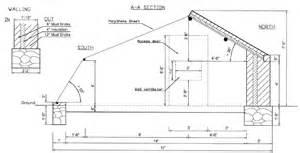 Architectural Blueprints For Sale geres greenhouse building details natural building blog