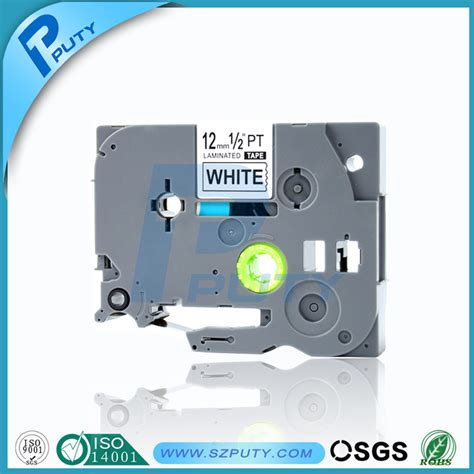 Ptouch Label Tze 631 Black On White 12mm black on white 12mm tze 231 p touch tz label tz231 tz 231 tze231 label cartridge