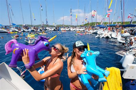 yacht week boat the ultimate guide to the yacht week croatia the blonde