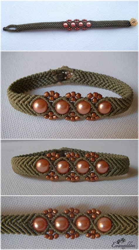 Macrame Bracelet Tutorials - best 25 macrame bracelet tutorial ideas on