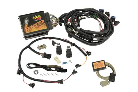 thruster fuel accel dfi thruster efi system fuel injection ford mustang