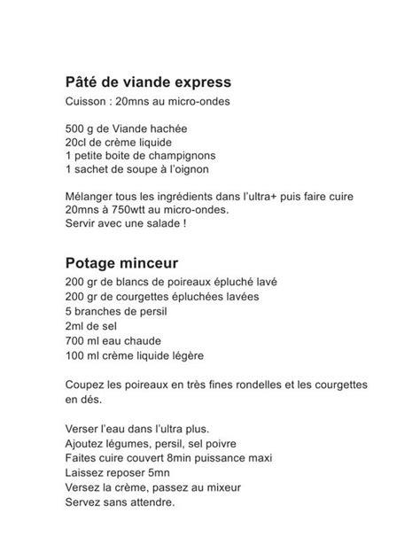 Aperçu du fichier 220 recettes Tupperware.pdf | Tupperware