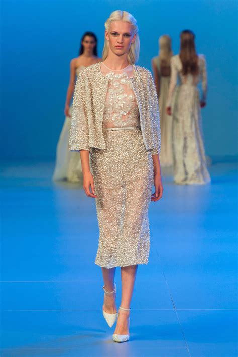 Whats Haute In The Uk by Elie Saab Haute Couture 2014