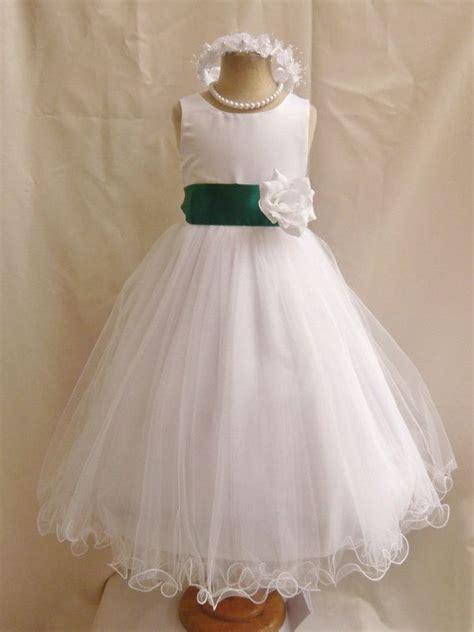 Black Girl Wedding Dress Meme - flower girl dresses ivory with green hunter fd0fl