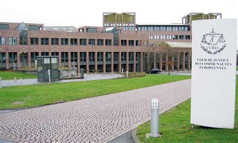 Sede Della Corte Di Giustizia Europea corte di giustizia e diritto dell unione europea cos 232 e