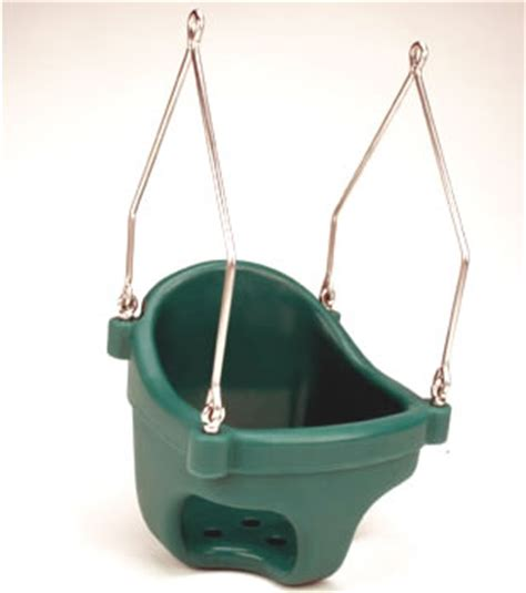 replacement parts for swing sets rotational molded full bucket seat usa s175 swingset