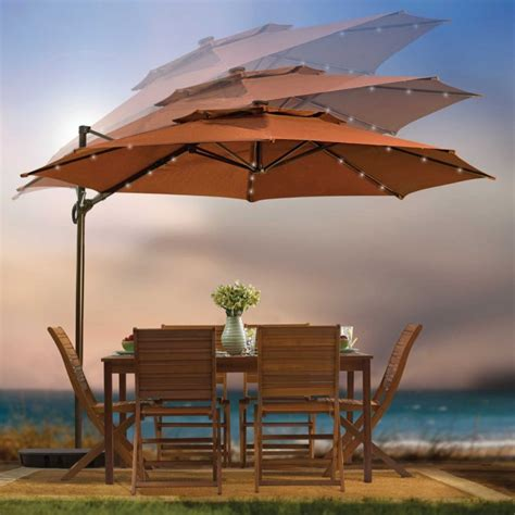 Cantilever Patio Umbrella Ideas Outdoor Patio Cantilever Umbrella Fresh Garden Decor