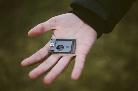small edc knives spyderco squarehead edc folding tag knife review