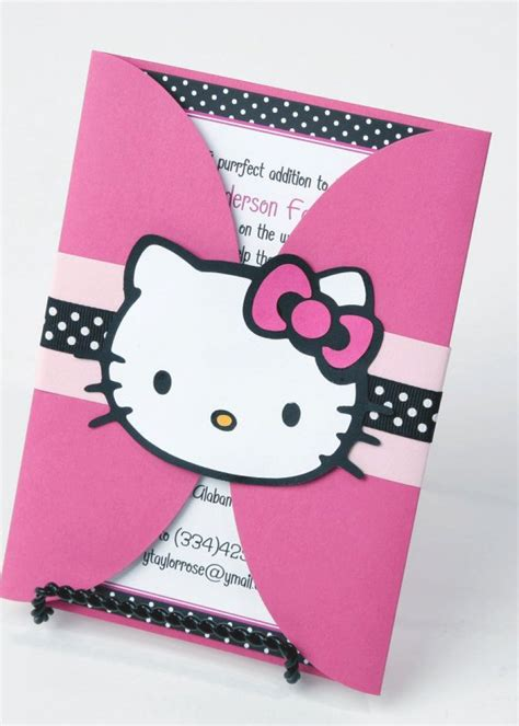 invitation layout hello kitty hello kitty birthday invitation ideas orderecigsjuice info