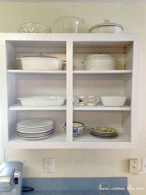 removable contact paper for cabinets 21 diy kitchen upgrades that can make a huge difference