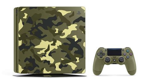 Kaset Ps4 Call Of Duty Wwii call of duty ww2 limited edition ps4 bundle features a 1tb console with a camo pattern vg247