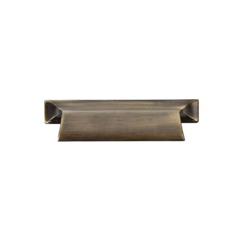 sumner home hardware 2 3 4 in vintage brass pull