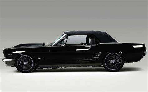 convertible mustang black on black by lovelife81 on