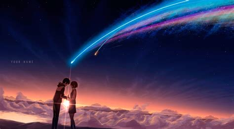 Anime Your Name by Your Name Anime Glitz The Filmwatcher