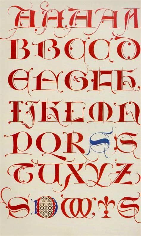 Letter Eda claude mediavilla calligraphie gothique textura szukaj w