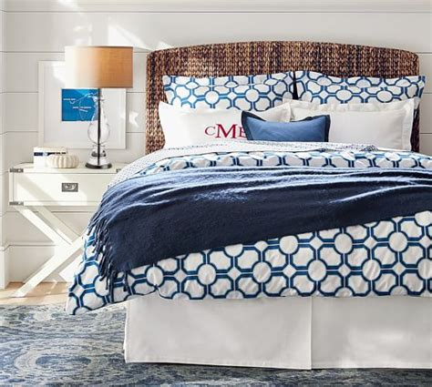 sham bedding nova duvet cover sham pottery barn