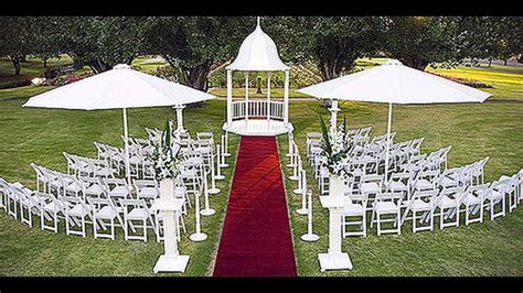 gazebo decorations wedding arch rentals los angeles how to decorate an