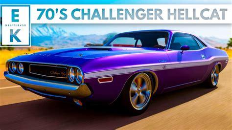 dodge challenger srt 1970 hellcat engine 1970 dodge challenger cruise build
